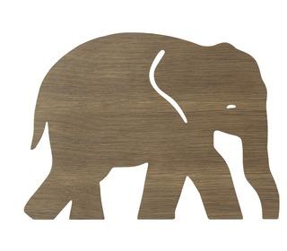 Elephant lamp - Smoked oak - Ferm Living
