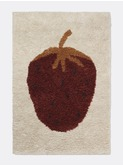 Fruiticana tufted strawberry rug - small