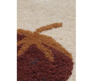 Fruiticana tufted strawberry rug - small - Ferm Living