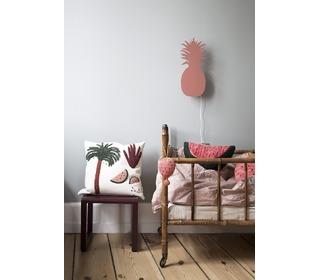 Little architect chair - bordeaux - Ferm Living