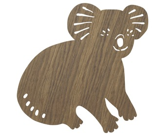 Koala lamp - Smoked oak  - Ferm Living