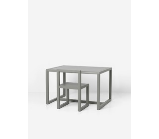 Little architect table - grey - Ferm Living
