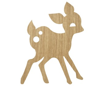 My Deer Lamp - Oiled oak - Ferm Living