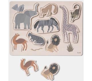 Safari puzzle - Ferm Living