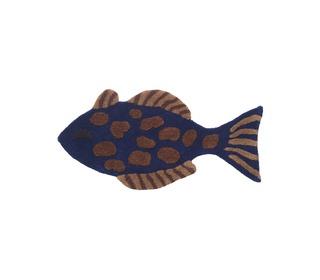 Tufted wall / floor deco - fish - Ferm Living