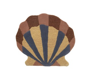 Tufted wall / floor deco - shell - Ferm Living