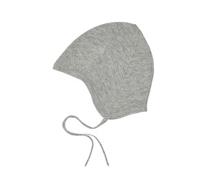 Baby Hat - light grey - FUB