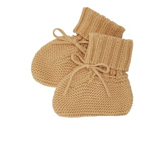 Baby Boots - yellow - FUB