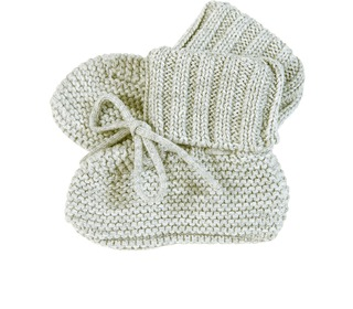 Baby boots light grey - FUB
