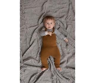 Baby Overalls - sienna - FUB