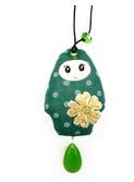 halsketting popje groen