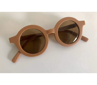 Sustainable kids sunglasses - spice - Grech & Co.