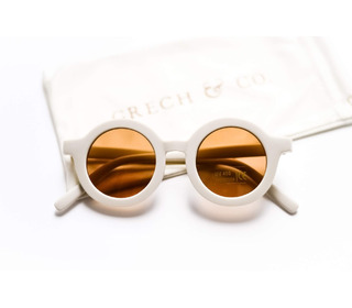 Sustainable kids sunglasses - buff - Grech & Co.