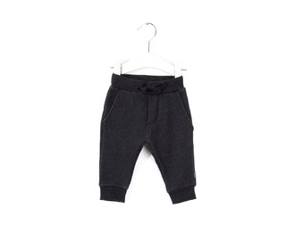 sweatpant Melange dark midnight - Imps en Elfs