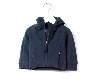 cardigan hoody LS dark blue │Imps en Elfs