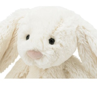 bashful crème bunny medium - Jellycat