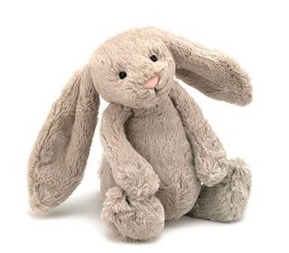 bashful beige bunny medium - Jellycat