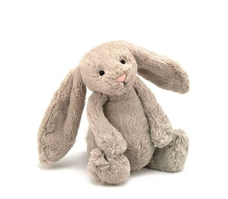 bashful konijn beige small - Jellycat