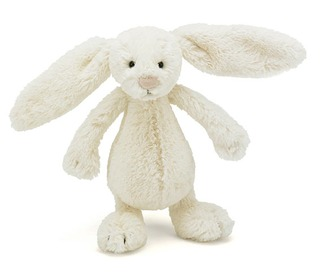 bashful konijn crème small - Jellycat