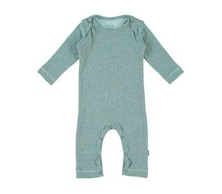Hope organic NB USA suit light blue - Kidscase