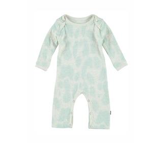 Look organic NB USA suit light blue - Kidscase