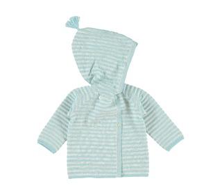 Joy NB cardigan light blue | Kidscase