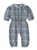 Phoenix organic suit dark blue/offwhite