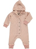 Tammy organic NB suit pink