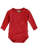 Body - Billy organic - red │Kidscase
