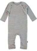 baby suit - Nan - l. grey