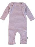 baby suit - Nan - l. pink