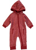 Baby suit - Walker organic - red