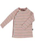 gebreid baby truitje - Lotus NB sweater - roze