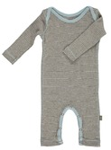 baby kruippakje - Dash organic suit NB - blauw