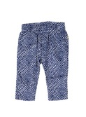 art baby pants blue