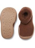 Sock Slippers - almond