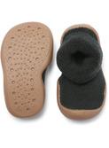 Sock Slippers - walnut
