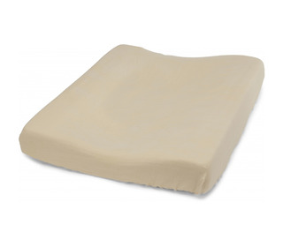 Fitted sheet for changing cushion - Sand - Konges Sløjd