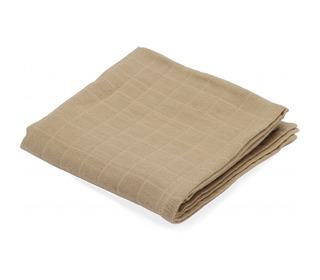 1 pcs muslin cloth - Earth - Konges Sløjd
