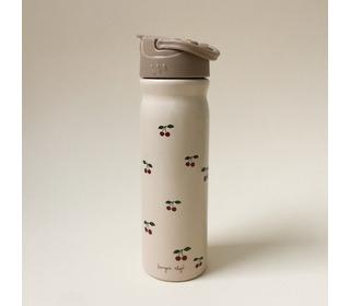 Drinking Bottle - Cherry - Konges Sløjd