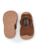 Sock Slippers - almond