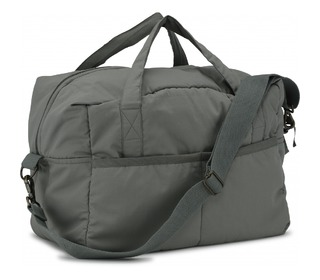 Quilted mommy bag - Ivy green - Konges Sløjd
