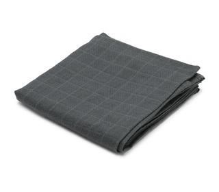 1 pcs muslin cloth - Teal - Konges Sløjd