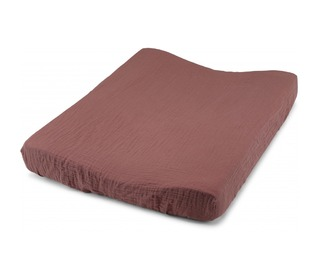 Fitted sheet for changing cushion - Cedar wood - Konges Sløjd