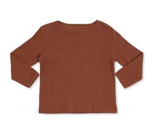 Kaya blouse deux - Toffee - Konges Sløjd