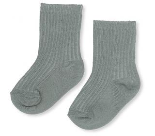 Hisao sock rib - French blue - Konges Sløjd