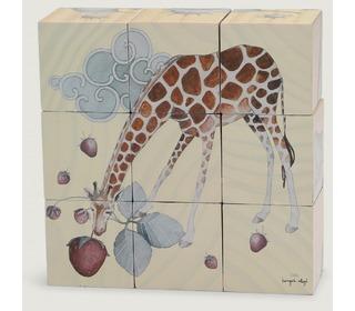 Block puzzle - Multi - Konges Sløjd