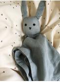 Sleepy Rabbit - french blue