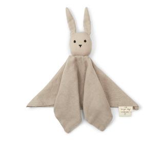 Sleepy Rabbit - dark clay - Konges Sløjd
