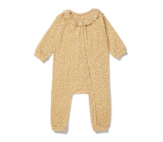 Chleo onesie - buttercup yellow - Konges Sløjd